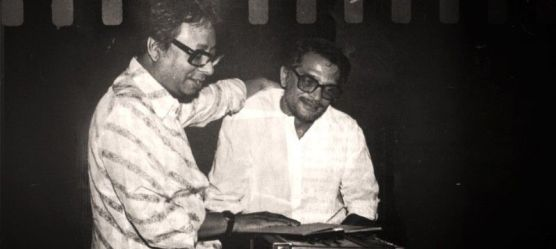 R. D. Burman And Gulzar