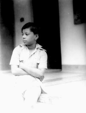 R. D. Burman As A Child