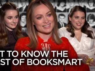 booksmart cast interview