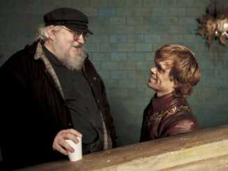 game of thrones george rr martin peter dinklage