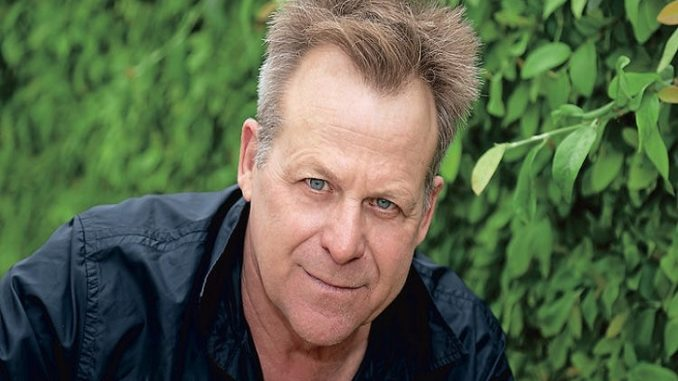 Kin Shriner is in a deep relationship with his girlfriend Trish Ramish.