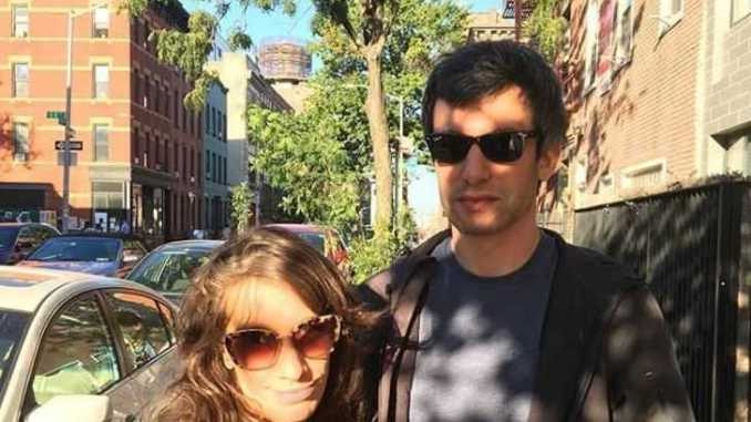 Sarah Ziolkowska met her husband in 2007.