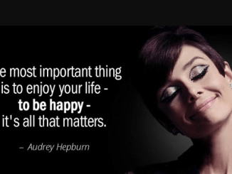 75 Inspirational Audrey Hepburn Quotes To Motivate You