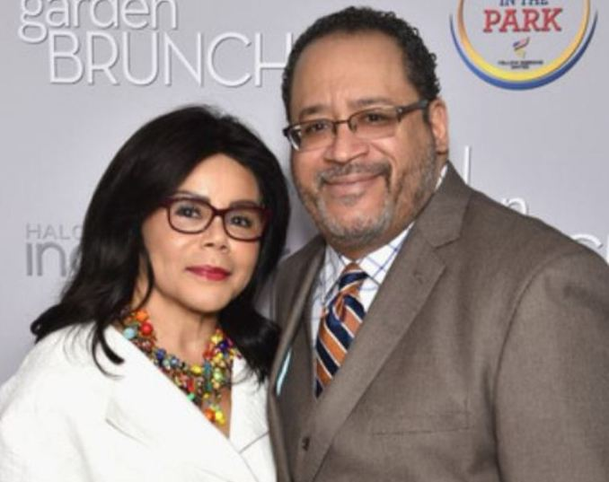 Michael Eric Dyson With Wife Marcia Louise