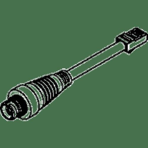 Simrad NSO evo2/Zeus2 RJ45-Yellow Round Ethernet adapter