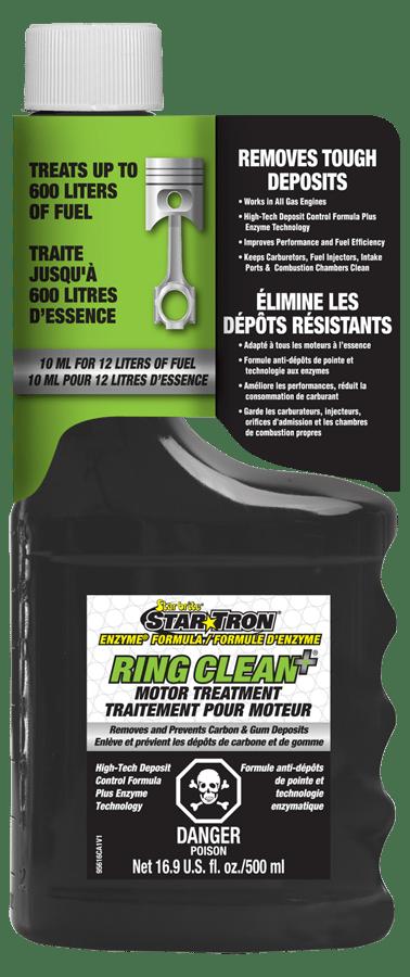 Star Tron Ring Clean