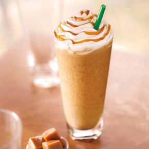 星冰樂咖啡系列-焦糖星冰樂|星巴克| Starbucks Taiwan