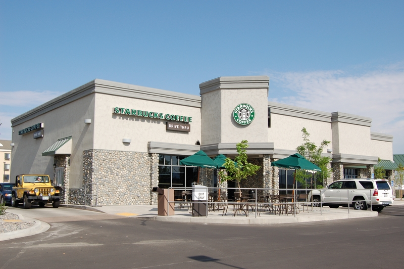 Starbucks in Colorado Remote Markets
