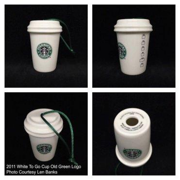 Starbucks Ornaments