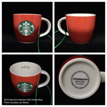 Starbucks Ornament Dot Collection