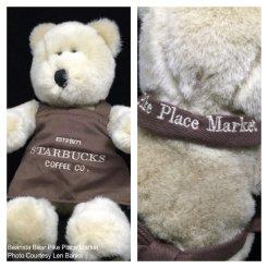 6003 Bearista Bear Pike Place Market