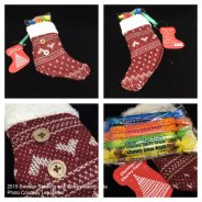 2015 Sweater Stocking with Chewy Candy Asia