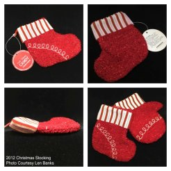 2012 Christmas Stocking