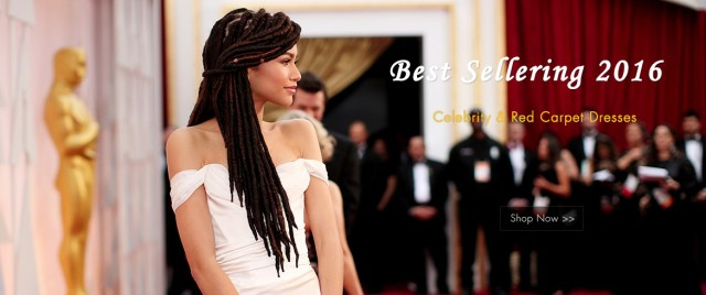 the best seller celebrity red carpet dresses 2016