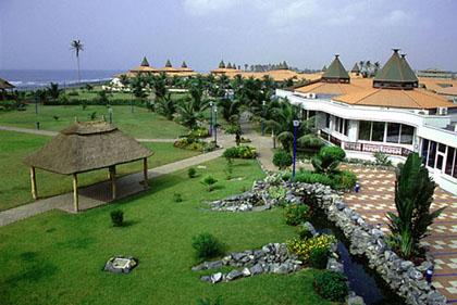 International Starch of Africa Hotel list Accra