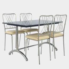 Chair Design Restaurant Buy Christmas Covers Coffee Tables Chairs Check Table Designs Online Star Picture Of Dining Ss Rexine And Granite Set