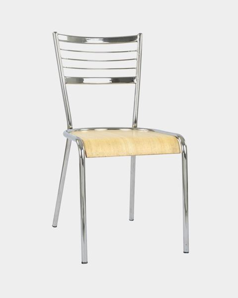 cafe chairs metal baby shower chair bench dining buy online in india latest restaurant back steel and seat wood