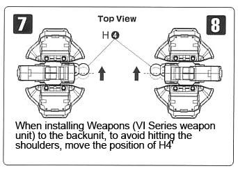Mirage YC07-Cronus Vixen Ver English Manual & Color Guide
