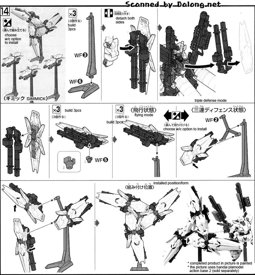 HG Full Armor Unicorn Gundam (Destroy Mode / Red Color Ver