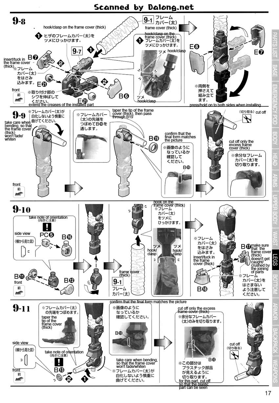 MG Full Armor Gundam [Gundam Thunderbolt] Ver.Ka English
