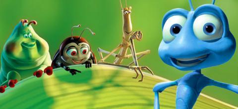 فلم A Bugs Life حياة حشرة مدبلج لهجة مصرية موقع ستارديما