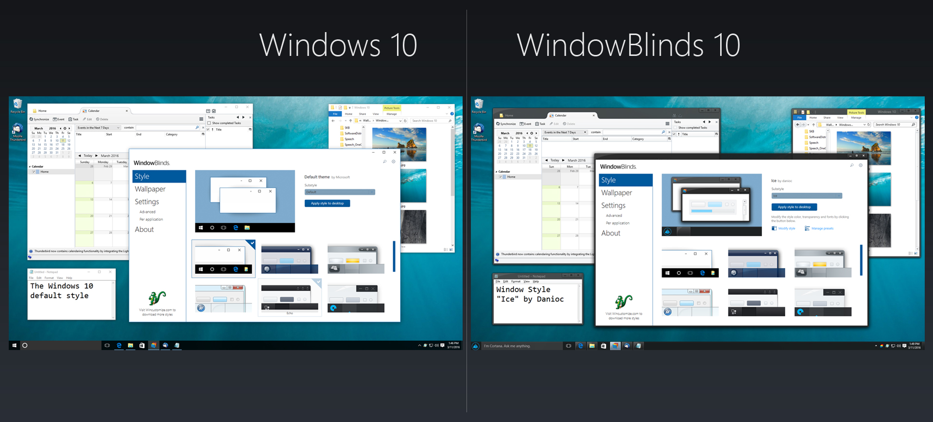 Stardock Animated Wallpaper Windowblinds Software From Stardock
