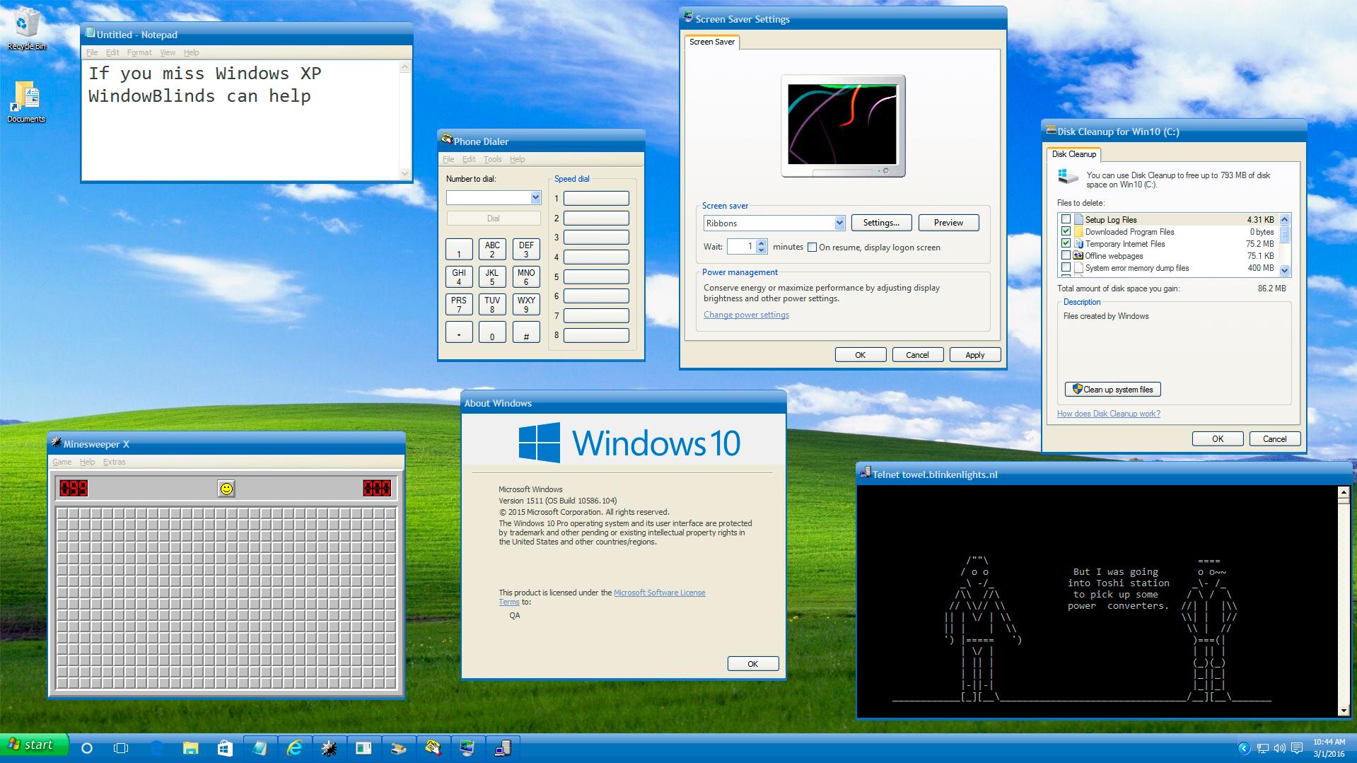 WindowBlinds Software from Stardock Corporation