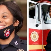 PHILADELPHIA FIRE DEPT PROMOTES FIRST EVER BLACK WOMAN BATTALION CHIEF