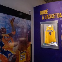 Basketball Hall of Fame Kobe Bryant Exhibit Designed with Vanessa Bryant's Input