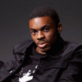 Vince Staples at the apple store