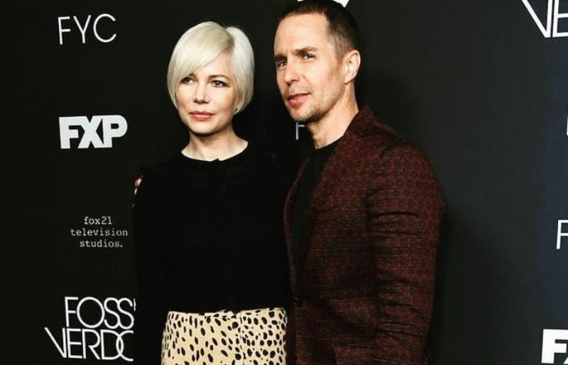 Michelle Williams at the screnning/panel