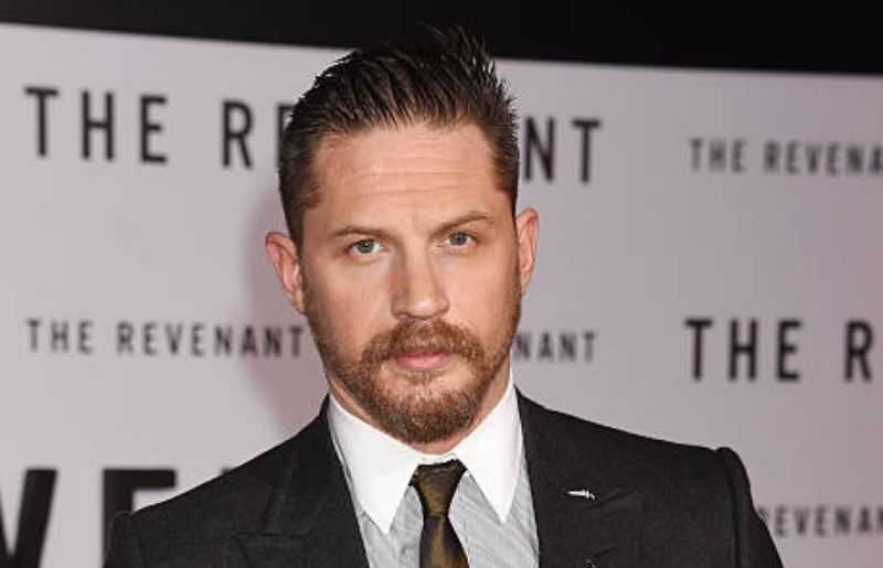 Tom Hardy at Premiere of 20th Century Fox