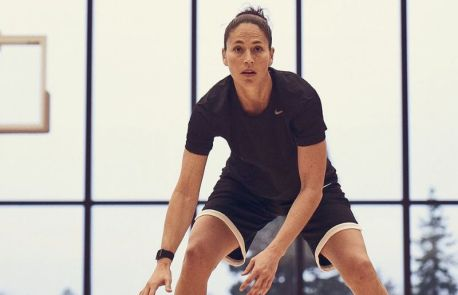 Sue Bird at the fitwoman