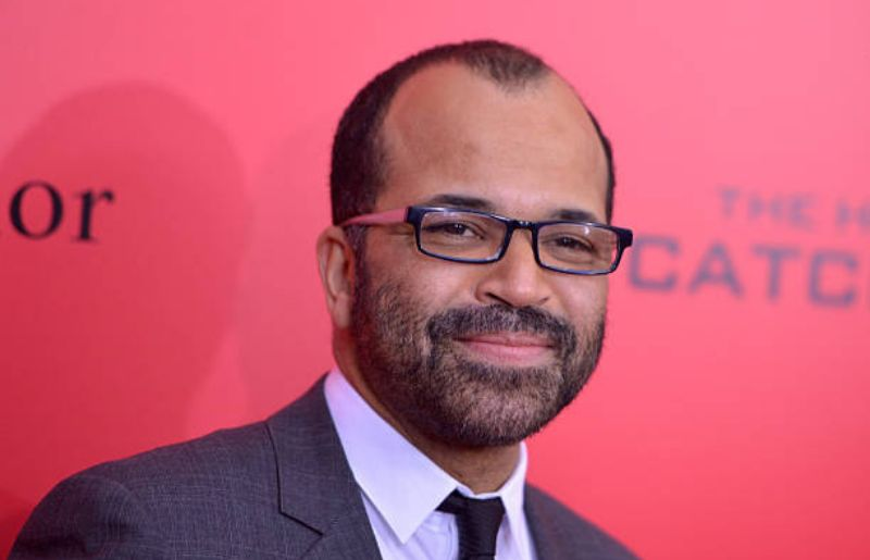 """Jeffrey Wright The Hunger Games: Catching Fire"""" New York Special"""