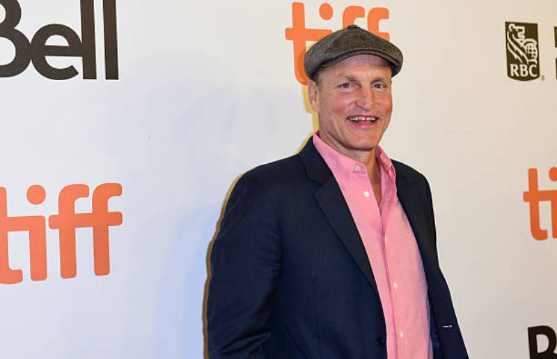 Woody Harrelson at 2016 Toronto International Film Festival
