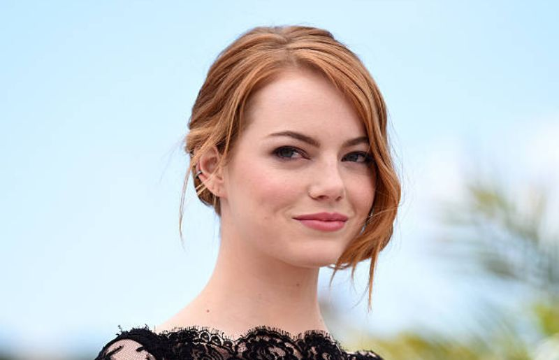 Emma Stone at The 68th Annual Cannes