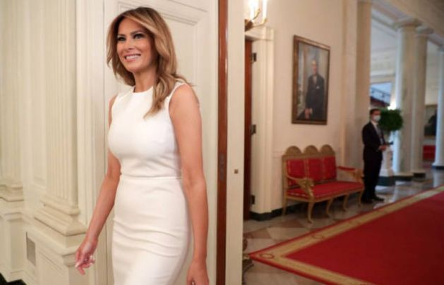 Melania Trump Hosts Roundtable Discussion