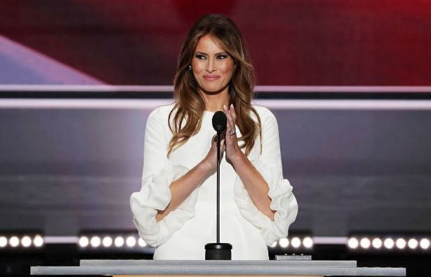 Melania Trump on Republican National Convention: Day One