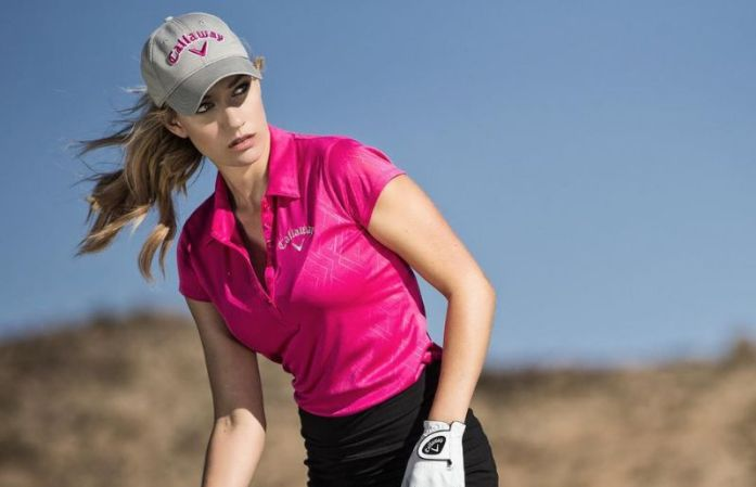 Paige Spiranac during an amazing time in Vegas