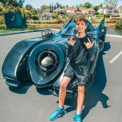 FaZe Rug on his new car