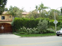 Beverly Hills Celebrity Homes Tour