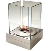 EcoSmart Fire: Mini T Ventless Outdoor Fireplace | Stardust