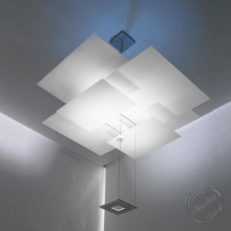 modern kitchen lighting appliance package deals sears oh mei ma weiss® pendant light | ingo maurer stardust