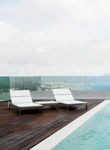 outdoor chaise lounge chairs with wheels home office no na xemena chair by gandia blasco stardust