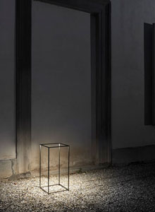 Flos IPNOS Original 276inch Modern Floor Lamp Natural
