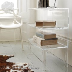 Black Accent Chair Walmart Bedroom Chairs Kartell Ghost Buster Side Table By Philippe Starck | Stardust