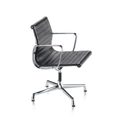 Eames Aluminum Chair Folding Ireland Vitra Miniature Group By Charles And Ray Stardust