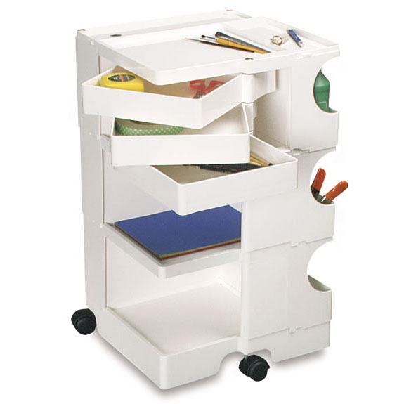 Boby Rolling 3Drawer Mobile Organizer
