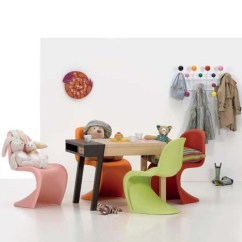 Chairs For Kids Room To Put In Bedroom Panton Junior Children S Chair White Vitra