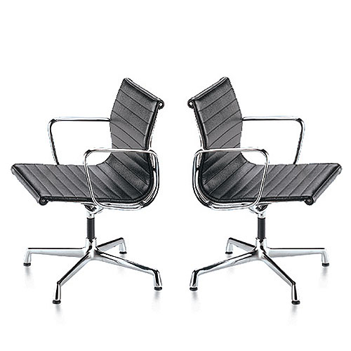 vitra office chair price chaise lounge patio miniature aluminum group by charles and ray eames stardust 740 00